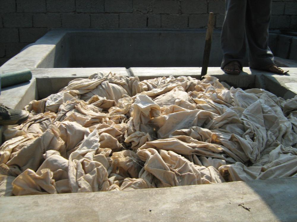 Bagru Block Printing Process- 1