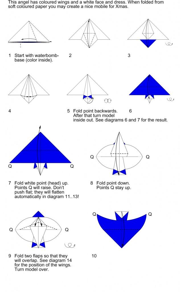 Origami Angel_1