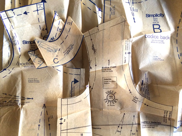Pattern Making In Fashion Design Arch College Of Design Business