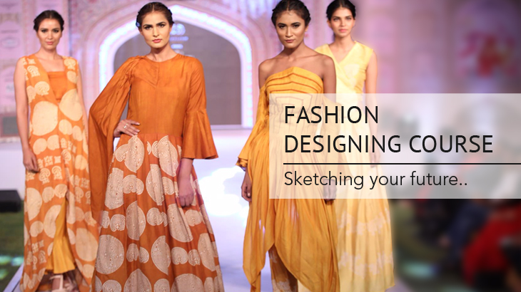 Fashion Designing Course Sketching Your Future Arch College Of Design Business