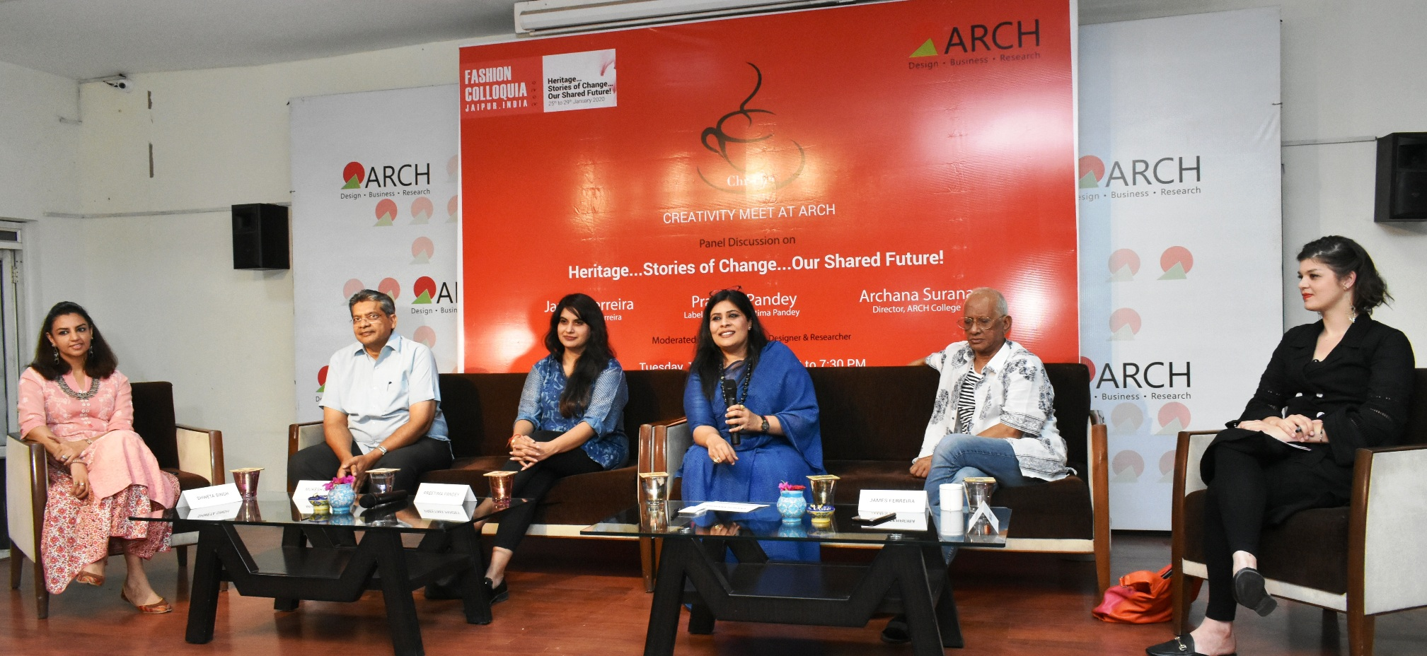 Chrcha On Heritage Stories Of Change Our Shared Future Arch College Of Design Business