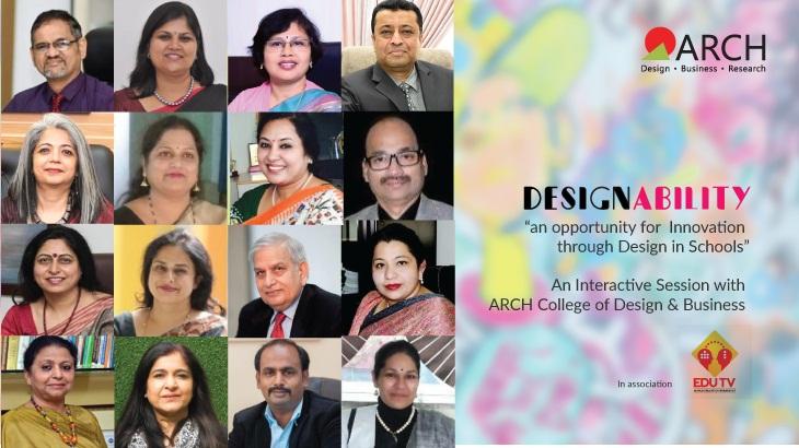 Principals' Virtual Conference on DesignAbility'