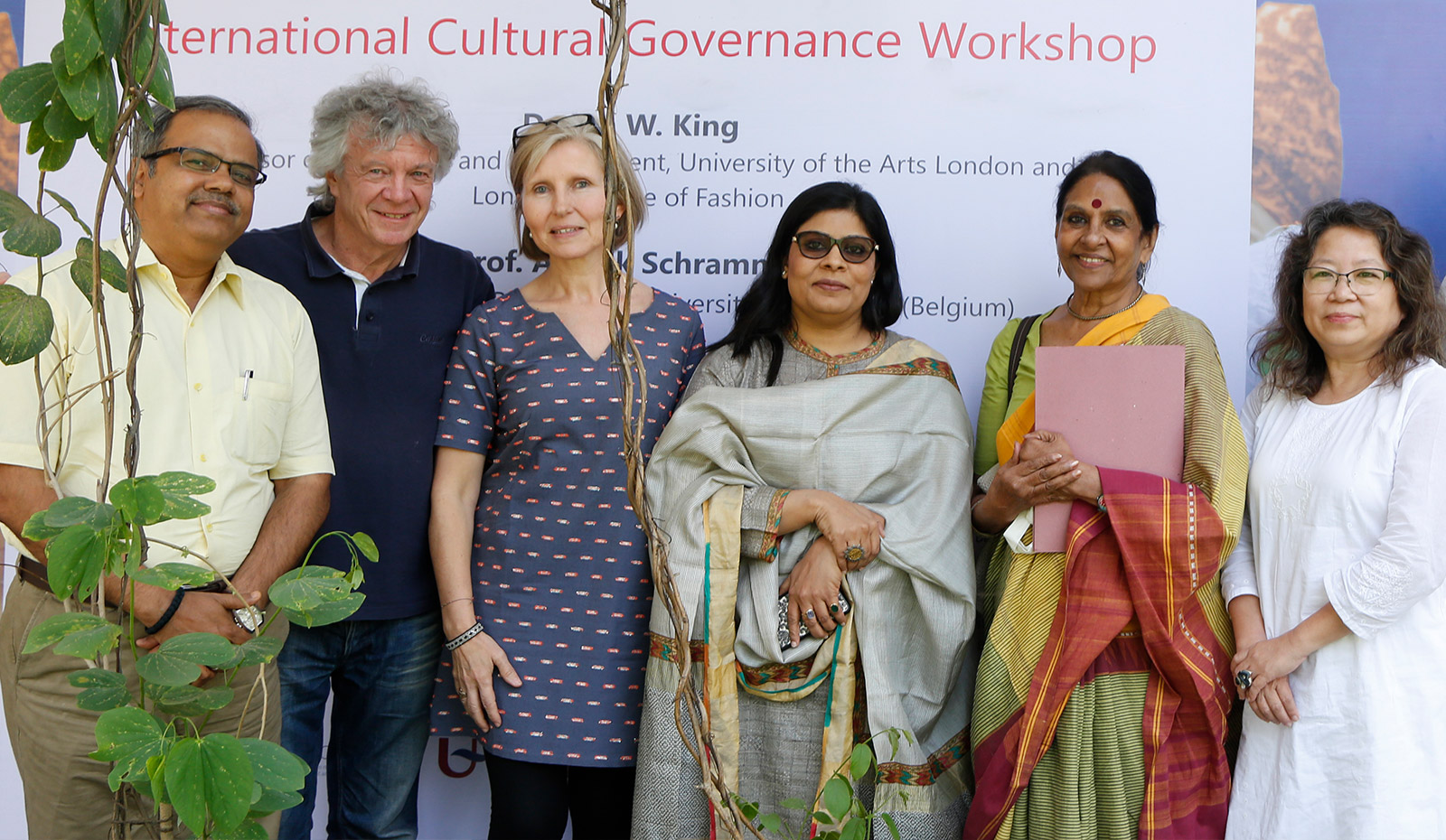 International Cultural Governance Project