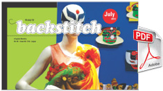 Backstitch July-2012