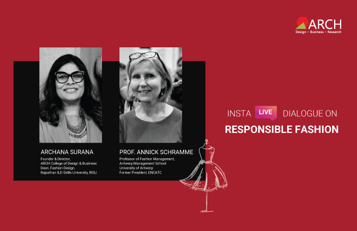 Responsible Fashion Series with Prof. Annick Schramme