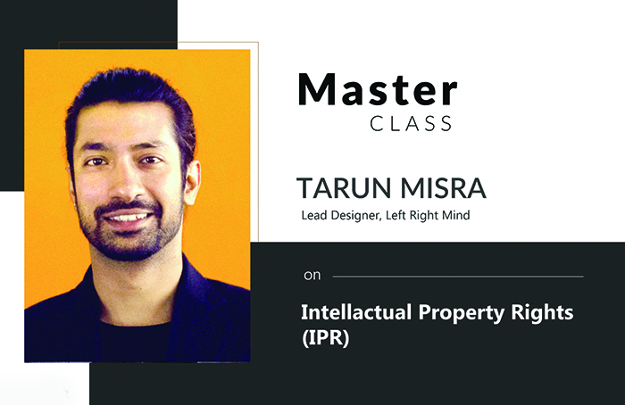 "Master Class on ""Intellectual Property Rights (IPR)''"