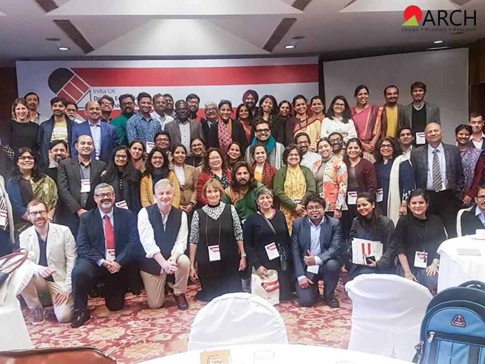 India–UK Design Education Workshop Series – 2nd Workshop