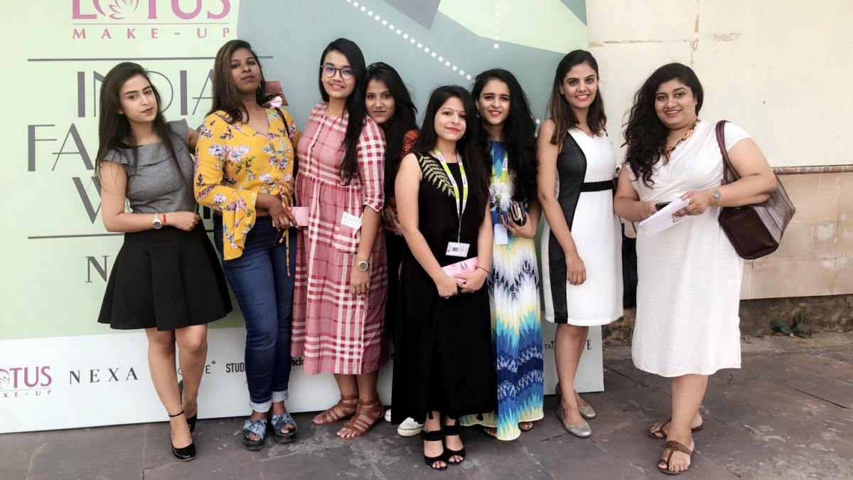 Lotus Makeup India Fashion Week SS 19