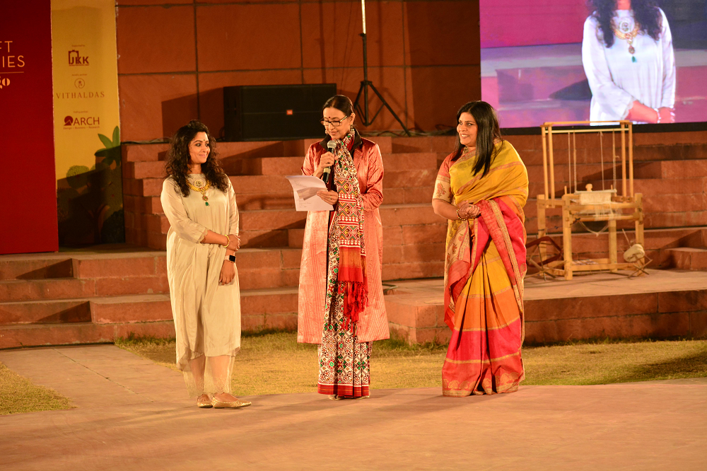 ARCH College partners with Mango Tree for a Fashion Show