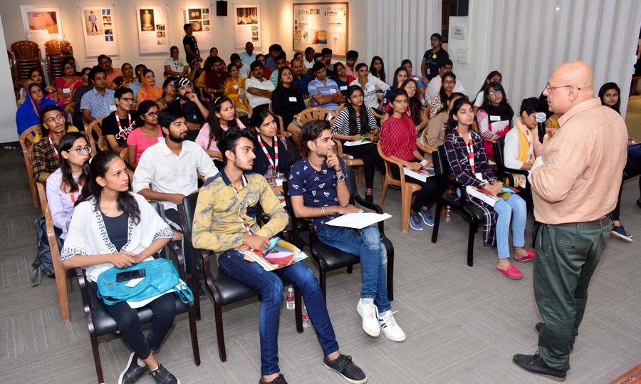Orientation for Bachelor of Vocational Studies (B.Voc) Students