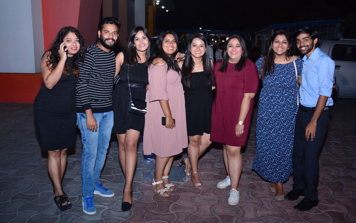 Fresher's Party'2018