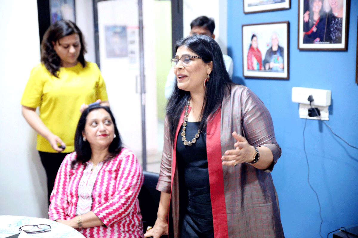 RoundTable Session highlights the importance of 'Portrayal of women in Media'