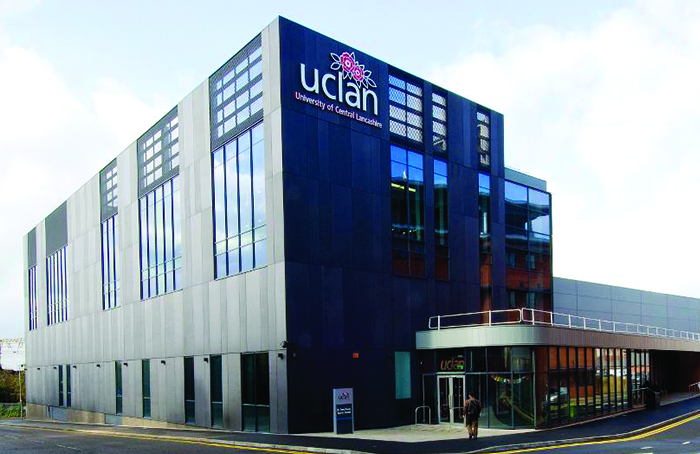 Progression to UCLAN, UK for BA Interior Design