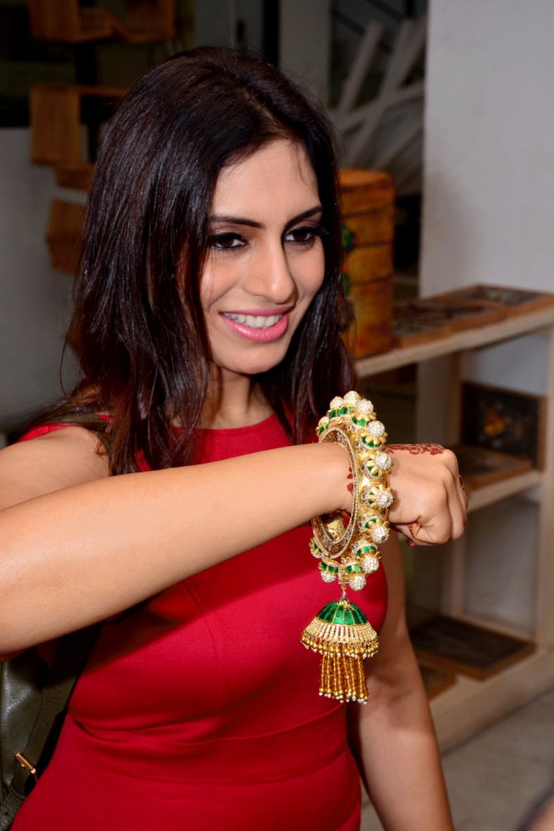 MASTERCLASS by Jewellery Influencer Prernaa Makhariaa