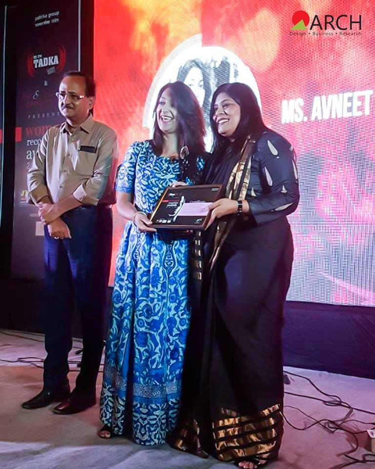 'Women Recognition Awards 2018'