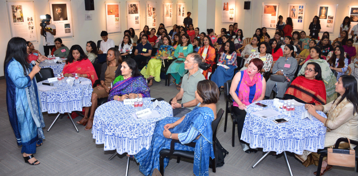 ARCH College organizes session on 'The Portrayal of Women and Girls in Media in India and Around the Globe'