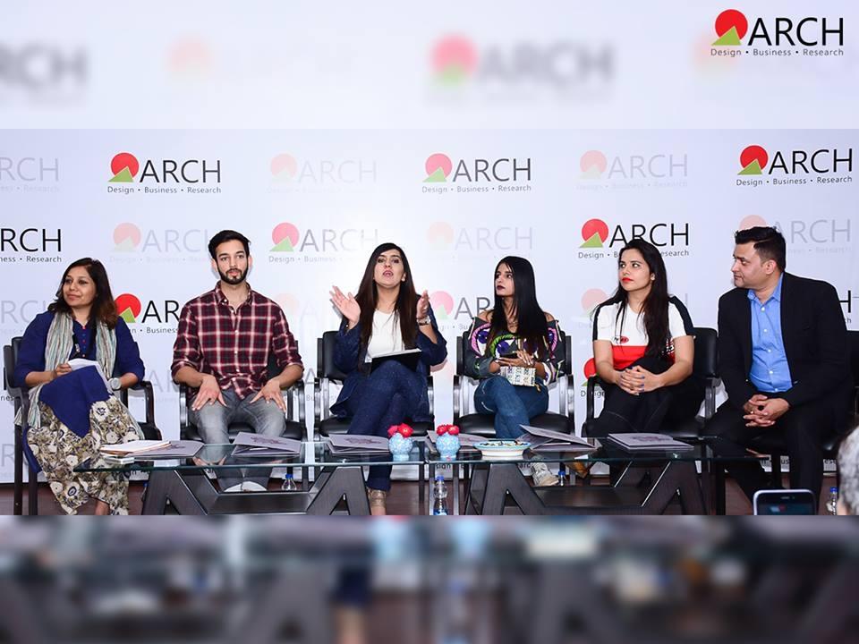 Blogger's Meet @Arch
