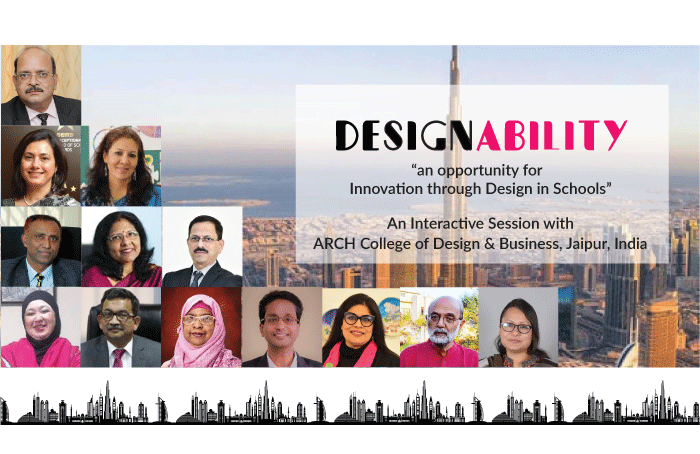Virtual Conference on Design Ability with Educators