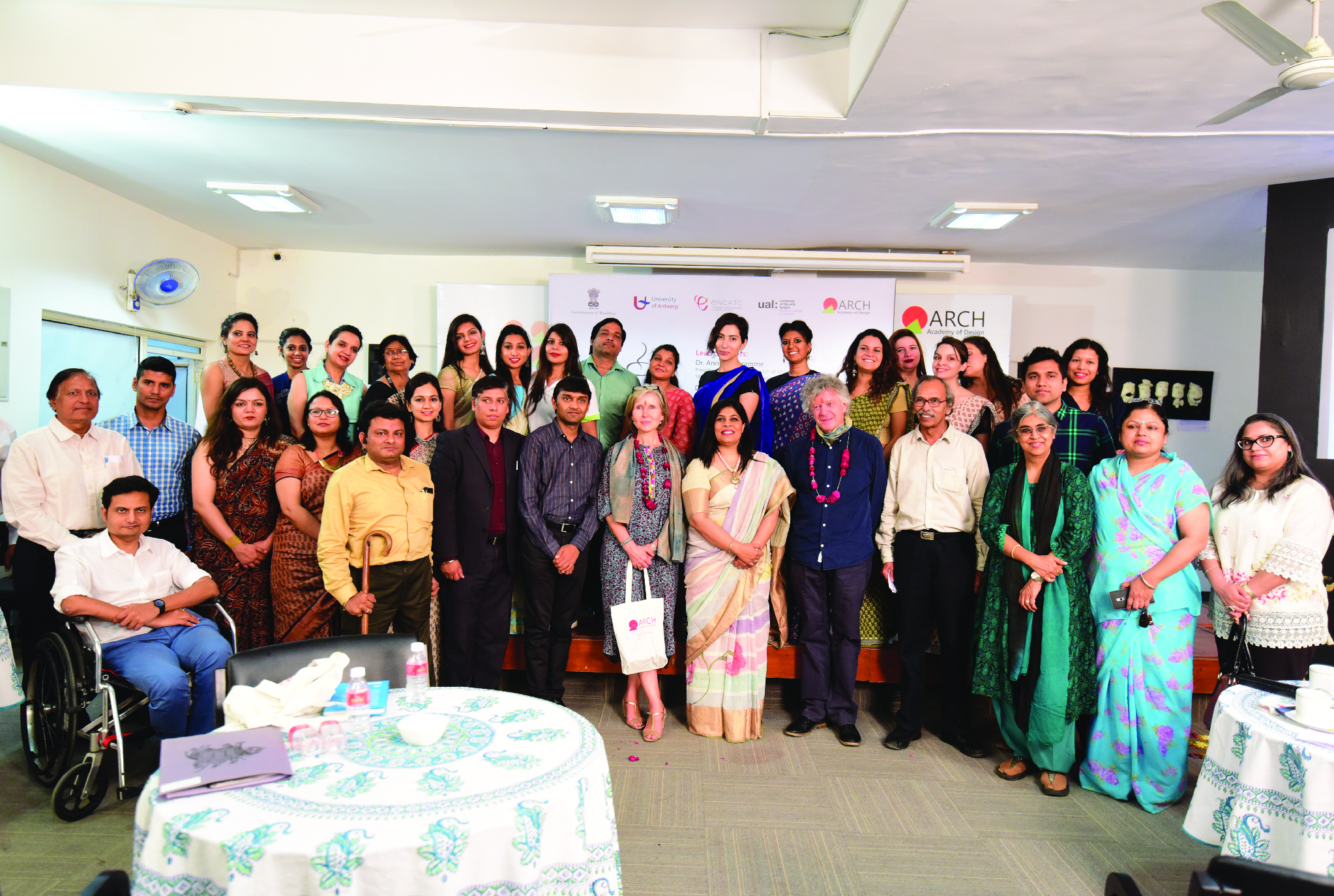 Chrcha- Creativity Meet on Cultural Governance