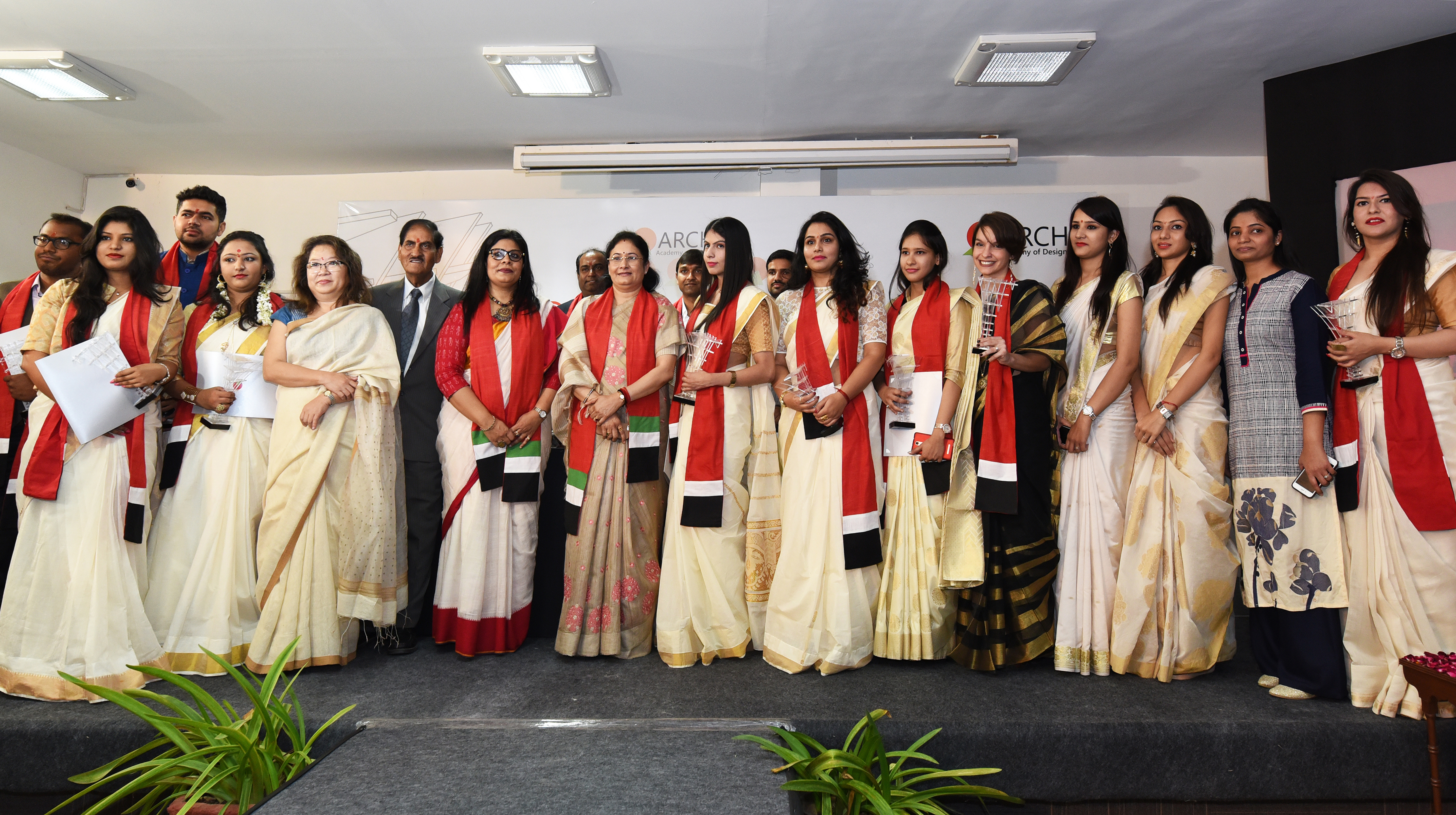 Arch Academy of Design 15th Convocation