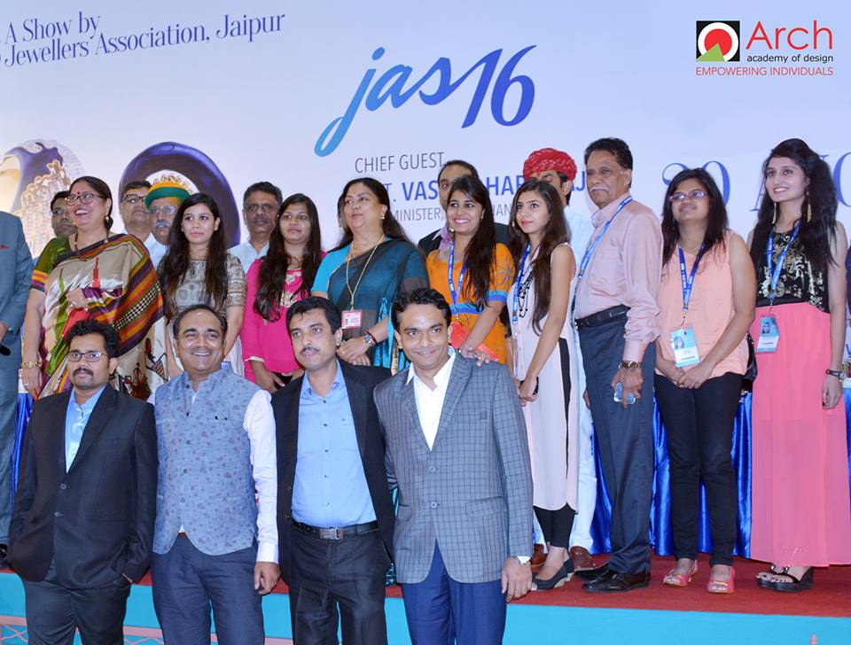 Arch Shines at JAS 2016 !