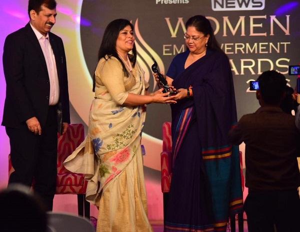 Zee Rajasthan Women Empowerment Award, 2016