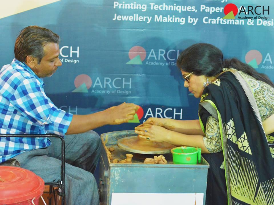 ARCH at FORHEX FAIR