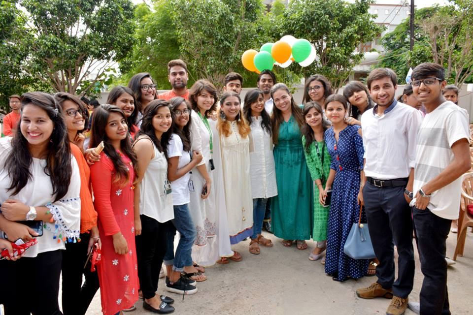 Independence Day Celebrations at Arch Academy of Design