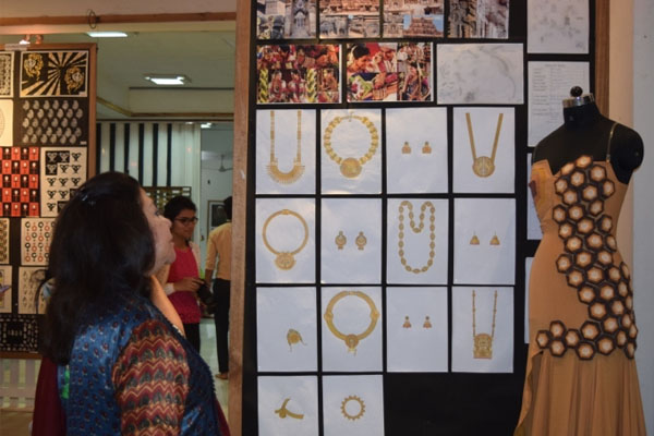Fashion Veteran Ritu Kumar @ ARCH Campus