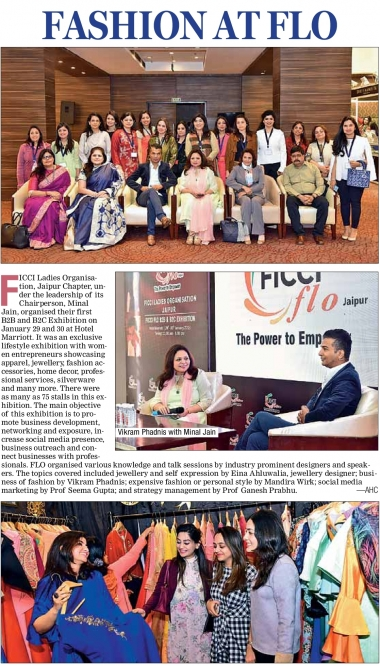 FICCI FLO Exhibition