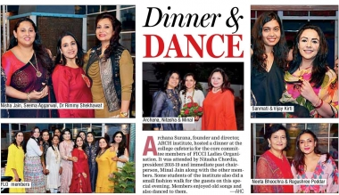ARCH Hosted Dinner for Core Committee Members of FICCI Ladies Organisation